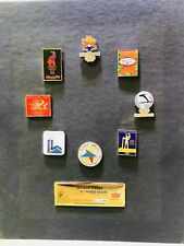 olympic pin collection Year 2002 Limited Addition Set