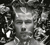 NICK JONAS Last Year Was Complicated Deluxe 2016 18-track CD digipak NEW/SEALED