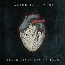 Alice in Chains - Black Gives Way to Blue [New Vinyl] Clear Vinyl, Gatefold LP J
