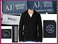 ARMANI Jacke Herren M-L / 50  EU / 40 UK / 40 US Bis zu - 80 % AR37 N2G
