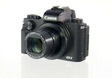 Canon PowerShot G5x Digitalkamera digital camera appareil numérique - (33187)