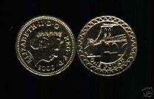 Great Britain 1 Pound 2005 Queen Commemorative Tower Menai Bridge Unc Uk Gb Coin