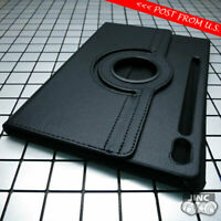 """Leather Book Case Cover for Samsung Galaxy Tab S6 10.5"""" Tablet SM-T860 SM-T865"""