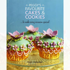 Peggy's Favourite Cakes & Cookies Book By Peggy Porschen