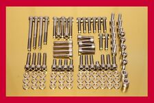 Suzuki Bandit GSF1200 Stainless Steel Bolts Screws Motor Engine Cover GSF 1200