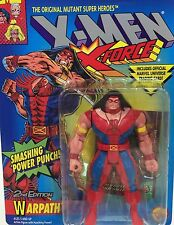 Vintage 1994 Marvel Comics~WARPATH 2nd~Uncanny X-Men X-Force Figure ToyBiz~MOC~b