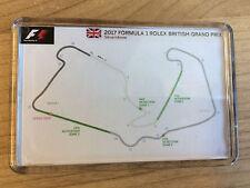 F1 Formula 1 2017 & 2018 Circuits / Tracks ~ Fridge Magnet / Mini Photo Frame.