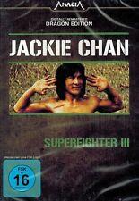 DVD NEU/OVP - Superfighter III (3) - Jackie Chan - Dragon Edition