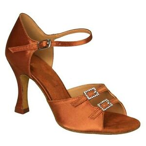 Ladies Latin Dance Shoes Salsa Line Jive UK Size 3 3.5 4 4.5 5 5.5 6 6.5 7 7.5 8
