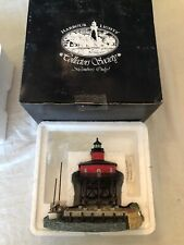 Harbour Lights Society Exclusive Lighthouse Seven Foot Knoll, Md 1999