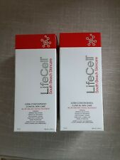 2 Boxs LIFECELL Аll in Оnе Anti-Aging cream 2.54oz each New in Box