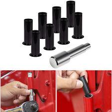 9pcs/set Door Hinge Bushing Pin Liners Removal Tool For Jeep Wrangler JK JKU JL