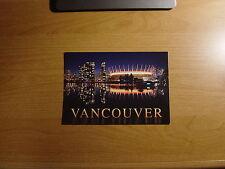 BC Place Stadium Postcard Bristish Columbia Lions