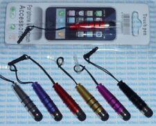 Pennino capacitivo penna pen Iphone 3g 3gs 4g 4 fucsia samsung galaxy s2