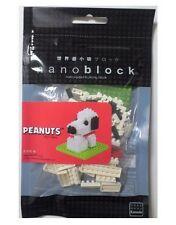 Kawada Nanoblock  Snoopy PEANUTS Limited