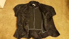Xhilaration black short jacket juniors medium M