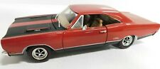 Ertl American Muscle 1969 Plymouth GTX Red Hard Top 1:18 Diecast Car