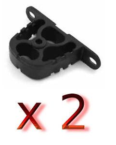 Kfz neu 2 x Bmw 7 E38 Z3 M3.2 E36 Z8 E52 4.9 Auspuff Gummi Abgasanlage Halter