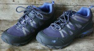 Karrimor Walking Hiking Trainers Shoes Uk Size 7 Surge Ladies Grey