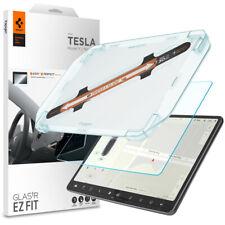 Tesla MODELO 3 Modelo | Spigen ® [GLAS Y. TR EZ Fit] Vidrio Protector de pantalla