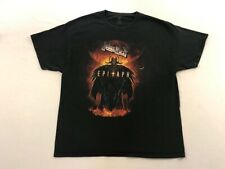 Judas Priest Epitaph World Tour Xl T-Shirt Pre-Owned