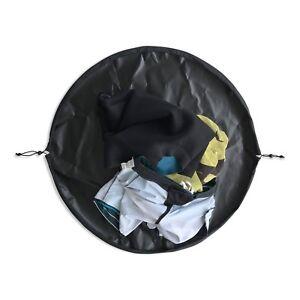 Alies Surf Change Wet Mat Drawstring Bag