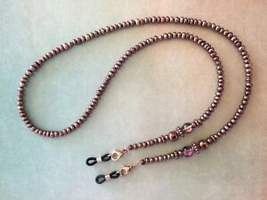 Mask Holder, Glasses Chain, Eyeglass Necklace Chain
