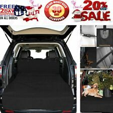 Suv Cargo Liner for Dogs F-color Waterproof Pet Cargo Cover Dog Seat Cover Ma.