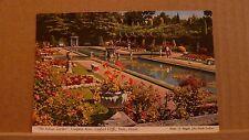 "Postcard Unposted Dorset, Crompton Acres Pool ""italian Garden"""