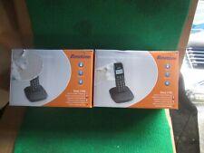2 X BINATONE VEVA 1700 DIGITAL CORDLESS TELEPHONES (NEW IN BOXES)