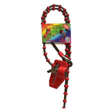 Rattler All Sports Cable Lock Bicycle Scooter Skateboard Red 53Inch Free case