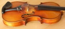 Very old labelled Vintage violin with label fiddle 小提琴 ヴァイオリン Geige 1340