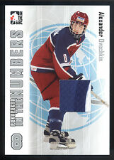 04/05 ITG Heroes & Prospects Numbers #57 Alexander Ovechkin 2 Color Jersey SP/25