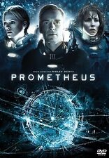 Prometheus (DVD) by Ridley Scott, Theron Movie - Sci-Fi Thriller