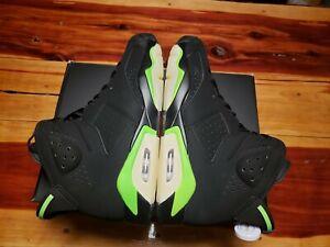 Nike Air Jordan 6 Retro Electric Green CT8529-003 Size 13 Deadstock  Condition