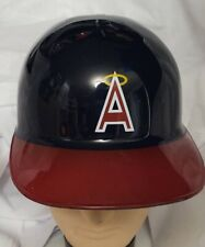 California Angels plastic adjustable helmet Sports Products Laich MLB baseball