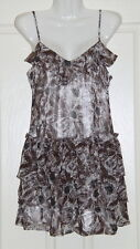 Womens size 8 short dress made by JUST JEANS