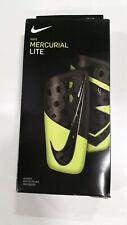 Nike Adult Mercurial Lite Soccer Shin Guards, Med
