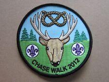 Chase Walk 2012 Cloth Patch Badge Boy Scouts Scouting L3K D