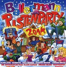 Ballermann Pistenparty 2014 von Various Artists (2013)