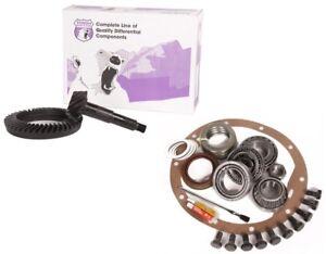 Ford F250 350 Dana 60 5.38 Reverse Ring and Pinion Master Install Yukon Gear Pkg