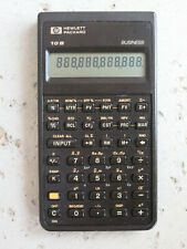 Hp 10B Business (Financial) Calculator without Case, Used