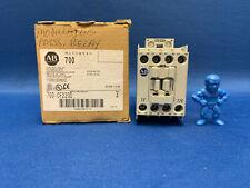 Allen Bradley 700-CF220D Control Relay 2NO, 2NC 110V 50Hz/120V 50Hz