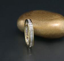 Diamant Memory Ring 0,65 carat 750er Gelbgold Wert 3800 Euro Neu (40362)