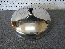 "Vintage Farberware 12"" Electric Fry Pan Lid Only - 310-A - no cord or pan"