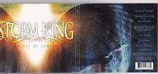 STORM KING - ANGELS OF ENMITY CD 2009 DIGIPAK RARE ROCK