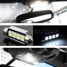 13Pcs White Car Interior LED Light Lamp Kit For VW Polo 6 R (Fits 2013-2015)