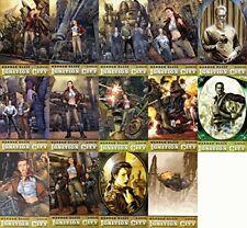 Ignition City #1-5 (2009) Limited Series Avatar Press Comics - 14 Comics