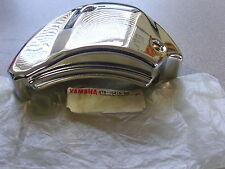 NOS Yamaha Generator Chrome Cover 98-02 XVS650 4TR-15415-00-00