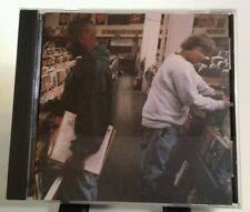 Dj SHADOW 'Endtroduction' Electronica Instrumental Underground Hip Hop CD